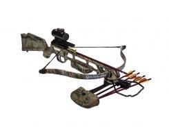 Арбалет рекурсивный Скорпион Pkg Ek Jag 1 Deluxe, Ek Archery/Poe Lang CR-013A4NS-95, пластик камуфляж