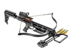 Арбалет рекурсивный Скорпион 2 Ek Jag 2 Pro c комплектацией, Ek Archery/Poe Lang CR-071BP-95, черный