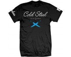 Футболка Cold Steel TJ4 Black Tee XL