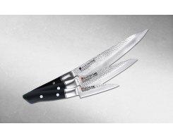 Набор из 3-х кухонных ножей Kasumi Hammer