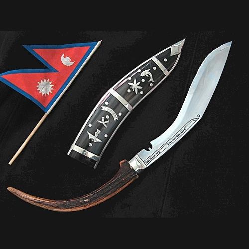 "Кукри нож Nepal Kukri House 10"" Dhankute"