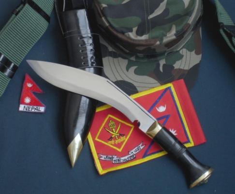 Кукри нож Nepal Kukri House 10'' Ceremonial drill
