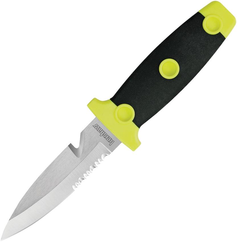 Нож для дайвинга Kershaw 1008 Sea Hunter купить в Москве