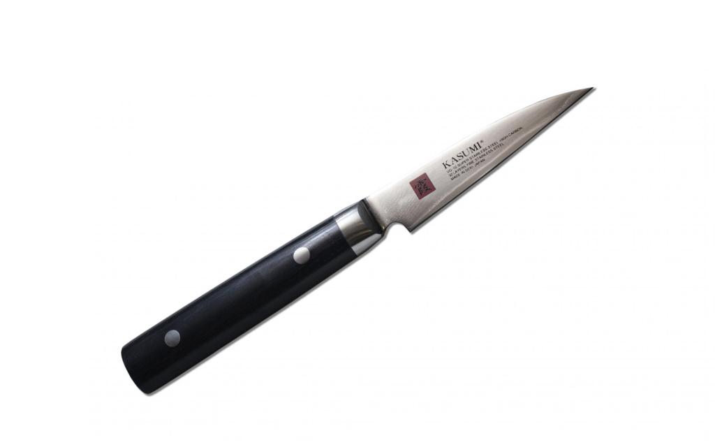 Нож кухонный для чистки овощей Kasumi 82008, 8 см