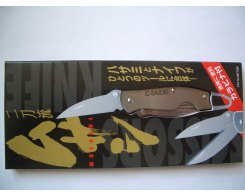 Туристический складной нож G.Sakai GS-Musashi «Мусаси» (ножницы и нож)