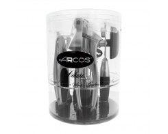 Набор кухонных принадлежностей 5 предметов на подставке, Arcos 6045