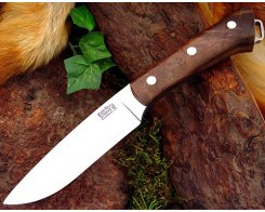 Нож туристический Bark River Fox River Bastone Walnut