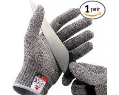 Перчатки Batex 650.24 M, защитные от порезов, текстильные с кевларовой нитью