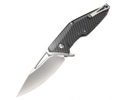 Складной нож Brous Blades Division Carbon Fiber