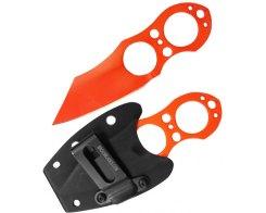 Нож скрытого ношения Brous Blades Silent Soldier Ranger Hunter Orange