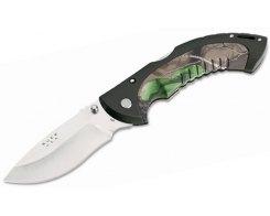 Складной нож BUCK 0399CMS Folding Hunter Camo