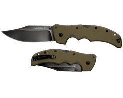 Складной нож Cold Steel 27TLCVG Recon 1 Clip Point OD Green