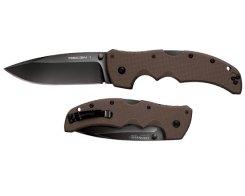 Складной нож Cold Steel 27TLSVF Recon 1 Spear Point Dark Earth