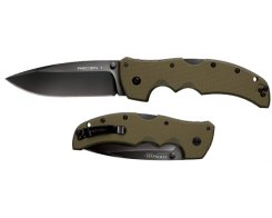 Складной нож Cold Steel 27TLSVG Recon 1 Spear Point OD Green
