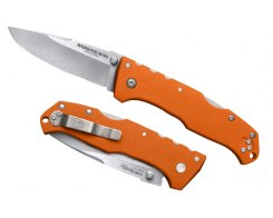 Складной нож Cold Steel 54NVRY Steve Austin Working Man Blaze Orange