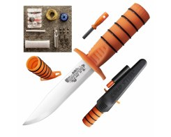 Нож выживания Cold Steel Survival Edge Orange 80PH
