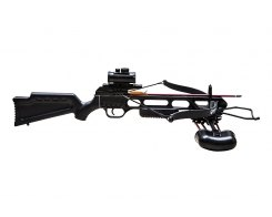 Арбалет рекурсивный Скорпион Pkg Ek Jag 1 Deluxe, Ek Archery/Poe Lang CR-013BA4NS-95, пластик черный