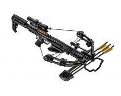 Арбалет блочный Жнец 370 Plus Ek Accelerator 370 Plus черный c комплектацией, Ek Archery/Poe Lang CR-079BP-95