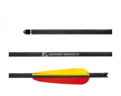 "Стрела арбалетная Ek 16"" набор 6 шт. Ek Archery/Poe Lang D-105B-C2, карбоновая"