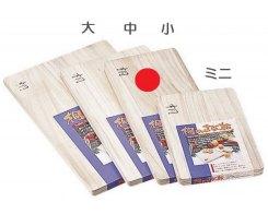 Разделочная доска Fujita Woodworks Paulownia, HK-16, 420х190х20 мм.