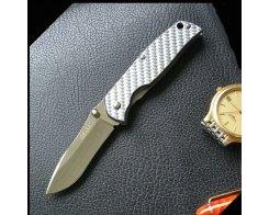 Складной нож G.Sakai 11166 RIP WHITE CARBON
