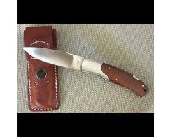 Складной нож G.Sakai 10428 PRO HUNTER WOOD