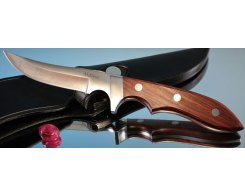 Туристический нож Hattori #1030 Slim Upswept Utility Hunter