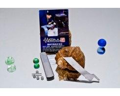 Набор для изготовления ножа HATTORI Higonokami San Mai HT-HIGO-VKX