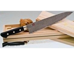 Нож кухонный поварской Hattori KD, KD-33 Gyuto, 24 см.