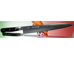 Гастрономический нож для тонкой нарезки HD-12 Hattori Sujihiki, 27 см.
