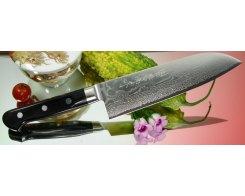 Шеф нож Сантоку Hattori HD-5, 17 см.