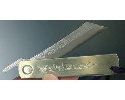 Складной нож HT-HIGO-LC  Higonokami, Cowry-X