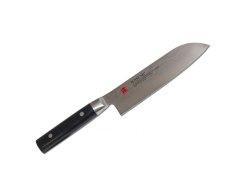 Кухонный нож Сантоку Kasumi 84018, 18 см