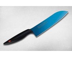 Нож кухонный Сантоку Kasumi 22018/B, 18 см