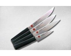 Набор кухонных ножей европейской кухни KASUMI SET TORA 4-E