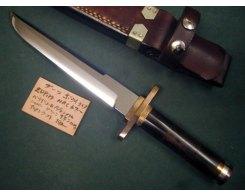 Нож Katsumi Kitano Boots Bowie KK-009