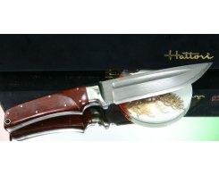 Нож Hattori KD-30 MIYABI COWRY-X