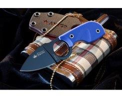 Шейный нож Kizlyar Supreme 000311 Amigo Z