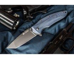 Складной нож Kizlyar Supreme 0284 Zorg AUS-8 GT, 20 см.