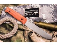Тренировочный нож Kizlyar Supreme 10245 Trident Training S OH, 27,7 см.