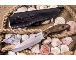 Охотничий нож Kizlyar Supreme Flint 2034, AUS-8, 13,2 см.