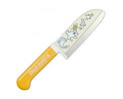 Кухонный нож для детей Brisa Bonita Tojiro BB-10 (жёлтый)