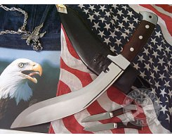 Кукри нож Nepal Kukri House 10'' American Eagle (Freedom)