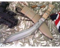 "Кукри нож Nepal Kukri House 11"" Operation Iraqi Freedom"
