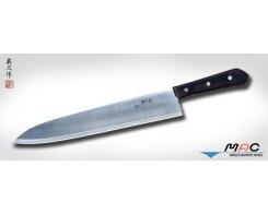 Кухонный поварской нож MAC Chef BK-120 Chef 310 мм.