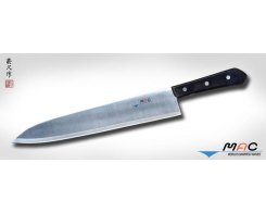 Кухонный поварской нож MAC Chef BK-120, Chef 310 мм.