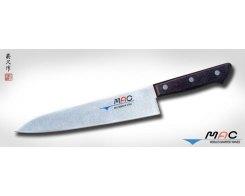 Кухонный поварской нож MAC Chef HB-85, Chef 215 мм.