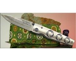 Складной нож Mcusta MC-95D Matsuba