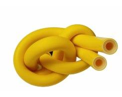 Резинка для рогатки (латекс) желтая, MK-TR-Y-L