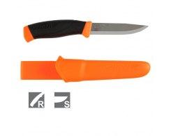 Нож Morakniv Companion Orange, Sandvik, 11824, 103 мм
